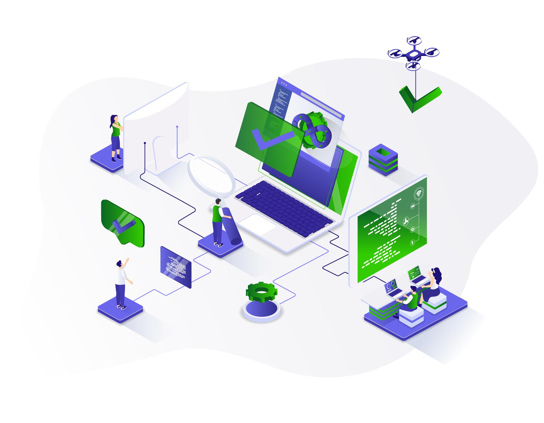 Jade-Digital_Data-Fabrics_Framework-Design_Graphic
