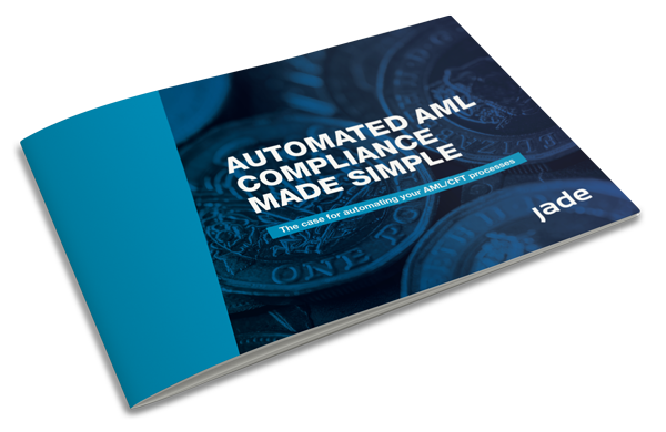Automated AML Compliance Made Simple Ebook image